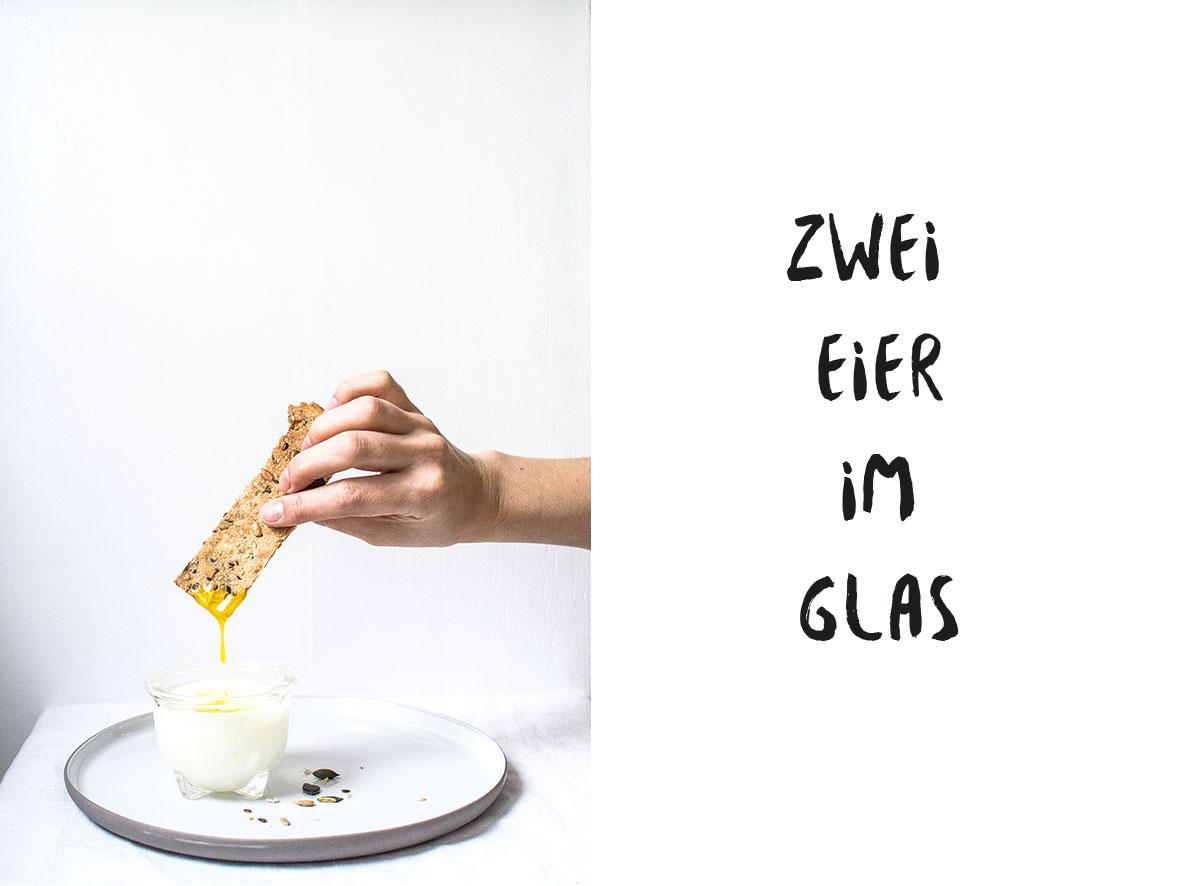 Zwei Eier im Glas | chestnutandsage.de