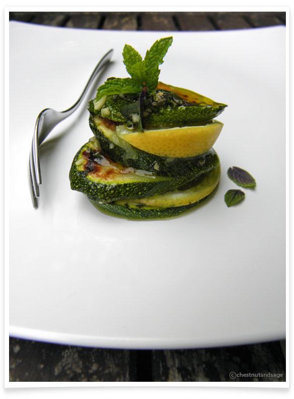 Zucchiniantipasti
