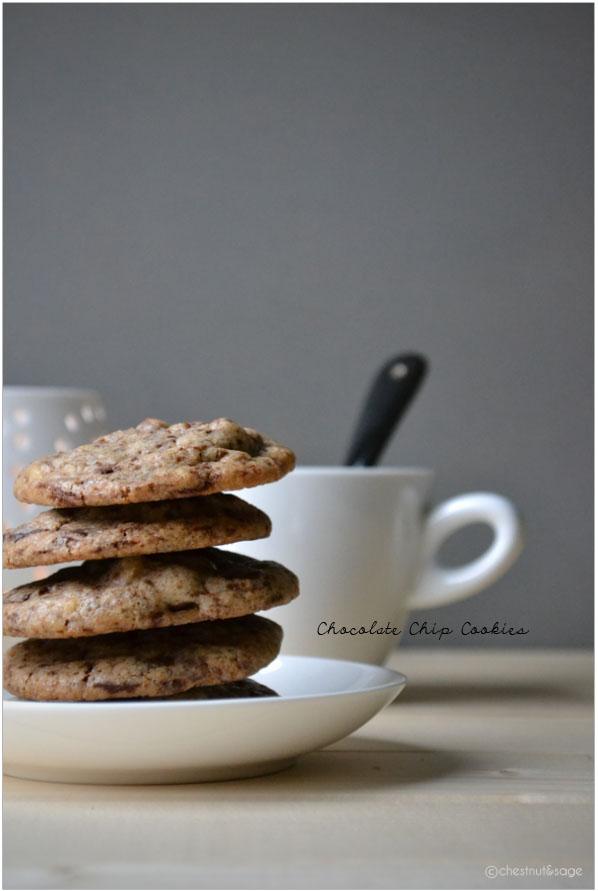 Chocolate Chip Cookie | chestnutandsage.de