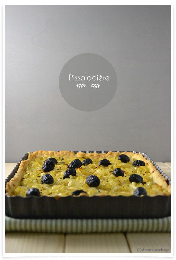 Pissaladière