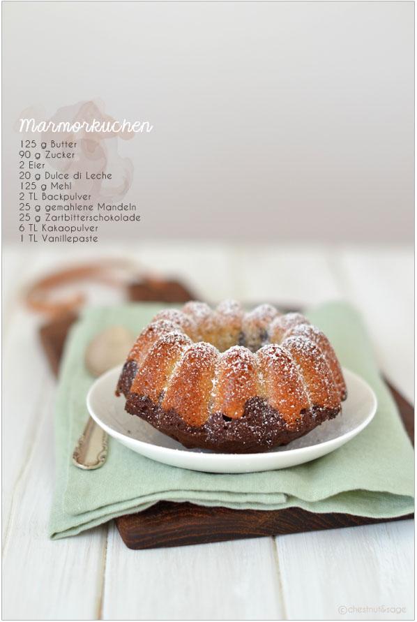 Marmorkuchen | chestnutandsage.de