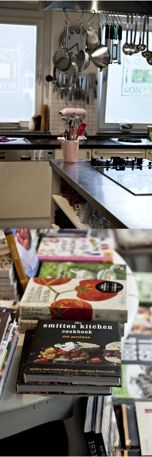 Kochkontor | chestnutandsage.de
