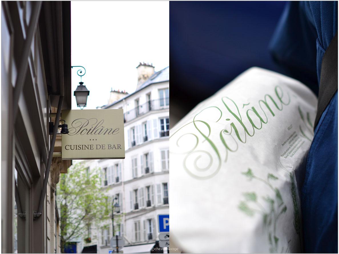 Paris Boulangerie Polaine | chestnutandsage.de