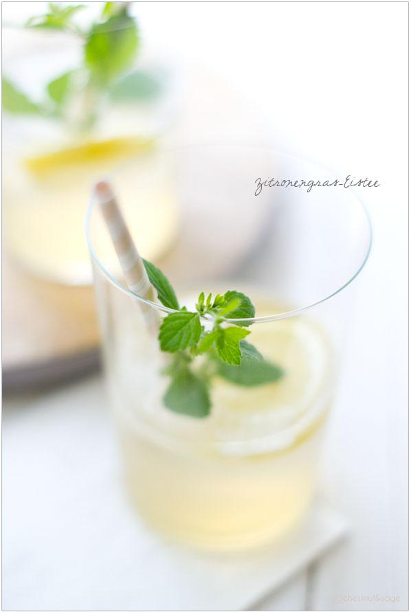 Zitronen-Eistee-Sirup | chestnutandsage.de
