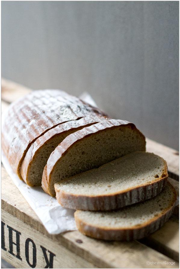 Rye bread | chestnutandsage.de