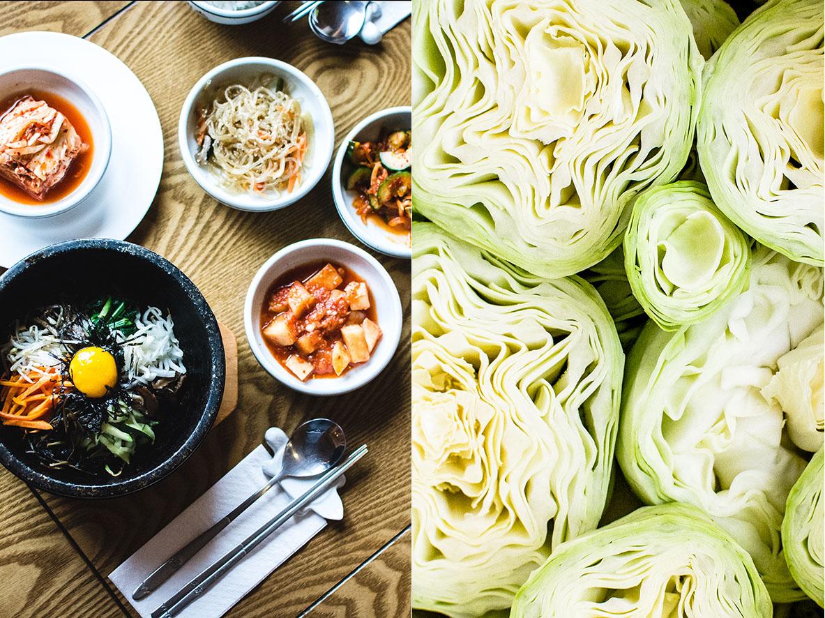 Veganes Kimchi | chestnutandsage.de
