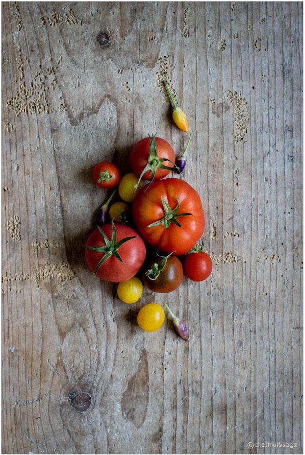 Tomaten | chestnutandsage.de