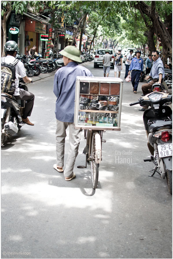 City Guide Hanoi | chestnutandsage.de