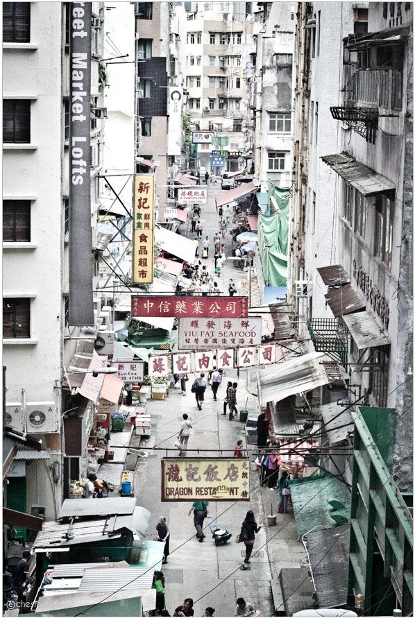 Hongkong | street life | chestnutandsage.de