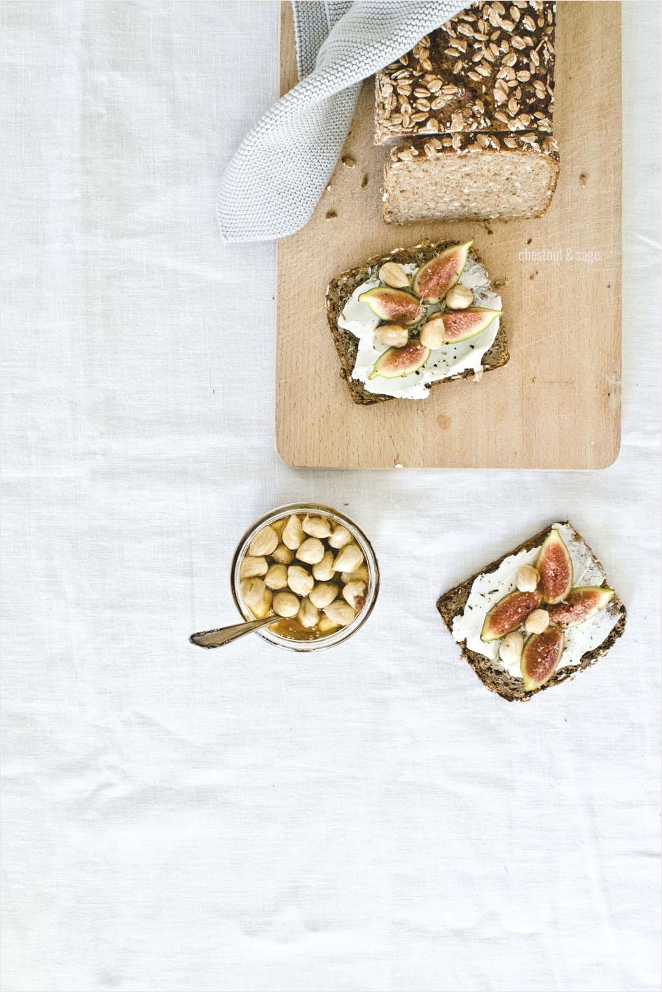 Haselnüsse und Honig | chestnutandsage.de
