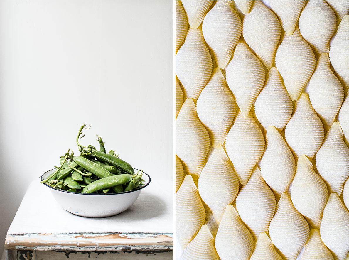 Erbsen-Pasta | chestnutandsage.de