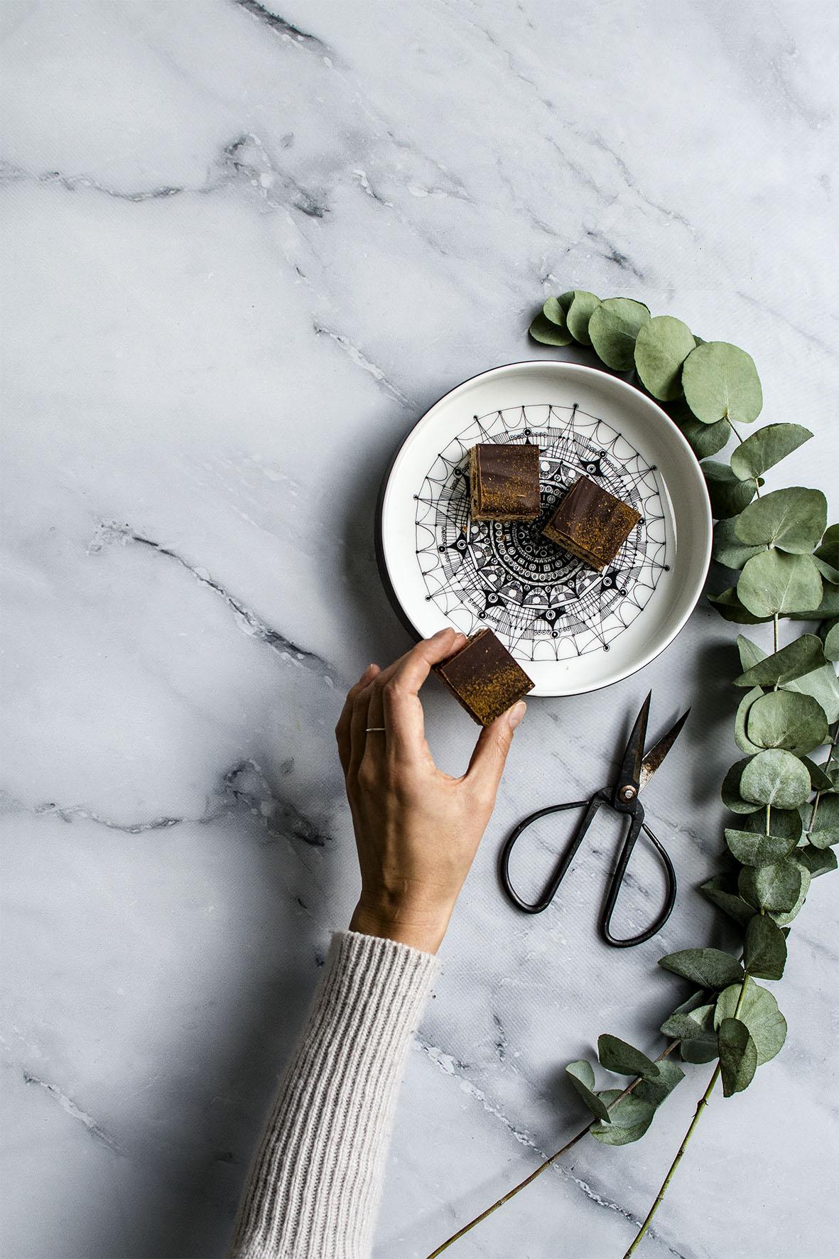 Schokoladen-Lebkuchen | chestnutandsage.de