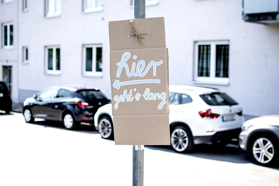Hinterhofflohmarkt Bismarckviertel | chestnutandsage.de