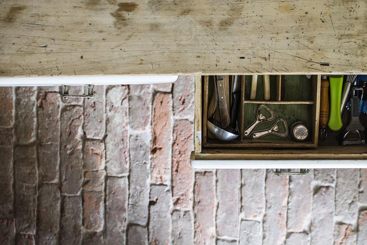 Ferienhaus-Küche | chestnutandsage.de