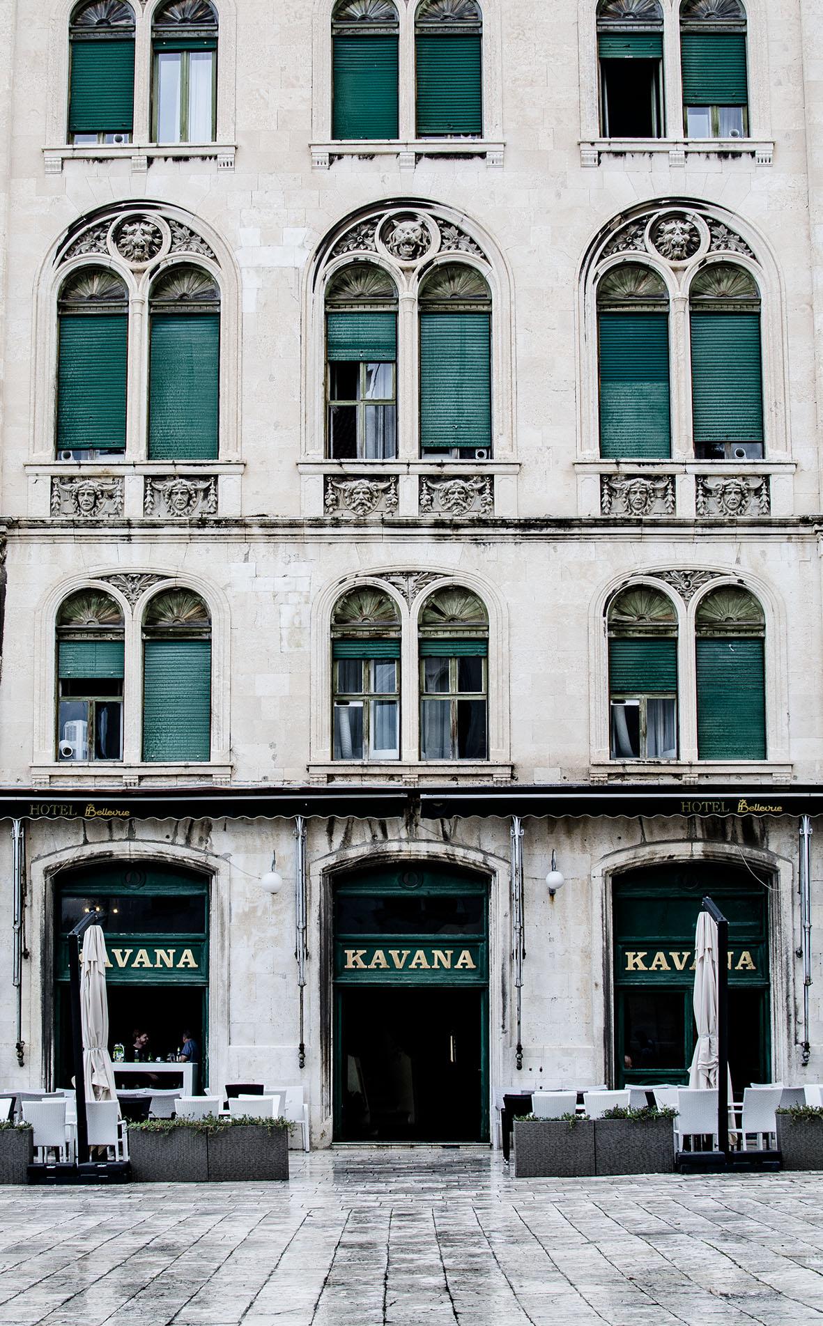 Hotel in Split | Kroatien | chestnutandsage.de
